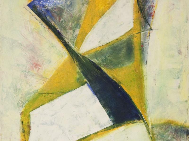 ... Ausdruck einer Kommunikation zwischen der Künstlerin und dem Rezipienten...