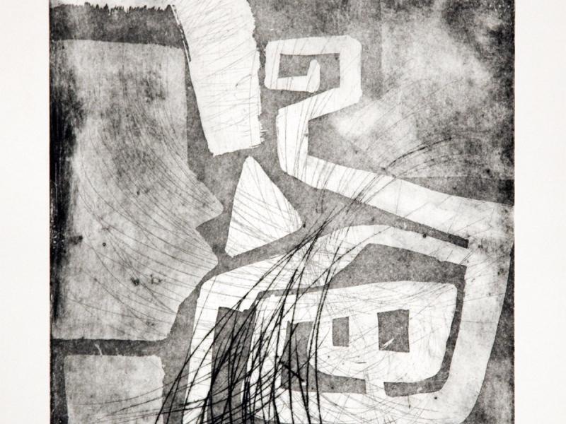 Spirale als Symbol der Unendlichkeit, aufgelöst