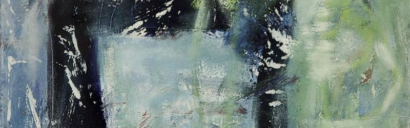 ... ein diffuser Eingang in eine Nebelwelt...