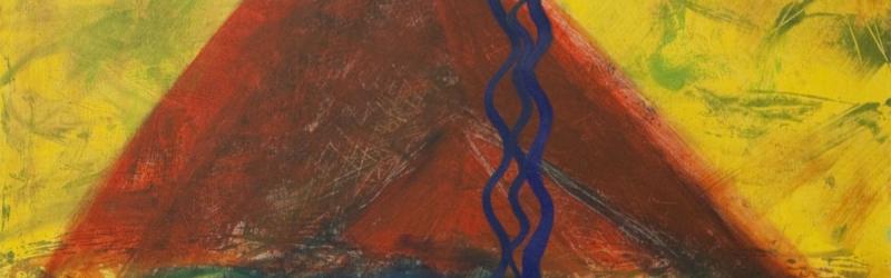 Wasser, Pyramide, Haarstrukturen...