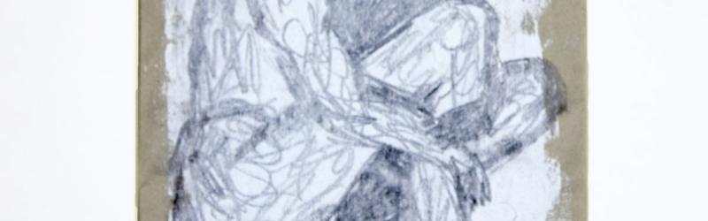 Eine Serie von Zeichnungen nach dem Modell