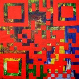 QUIREA/Veränderung des QR-Codes von erpe